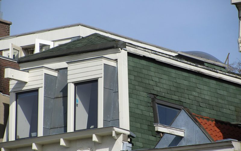 GREEN SLATE ROOFING