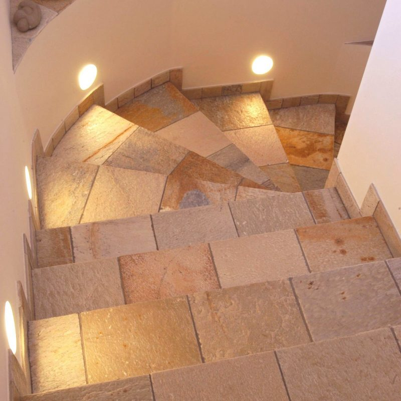 granipex_Quartzite Stair - Germany