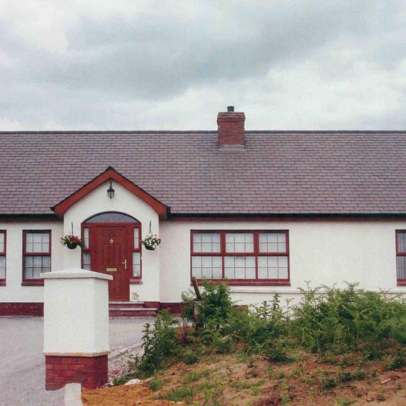 granipex_Wine Slate Roofing